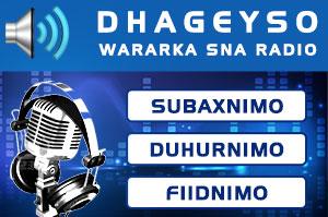 Listen SNA Radio